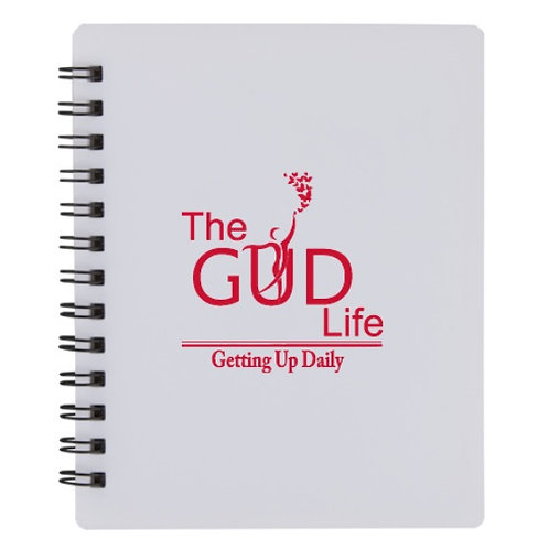 The GUD Life Spiral Notebook