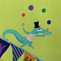 crocodile jongle