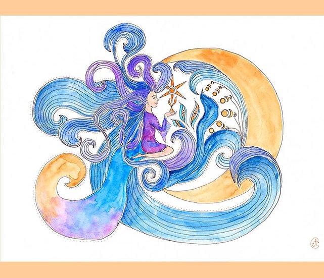 Peinture Magique pour enfants