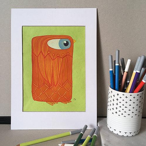 Oiso orange