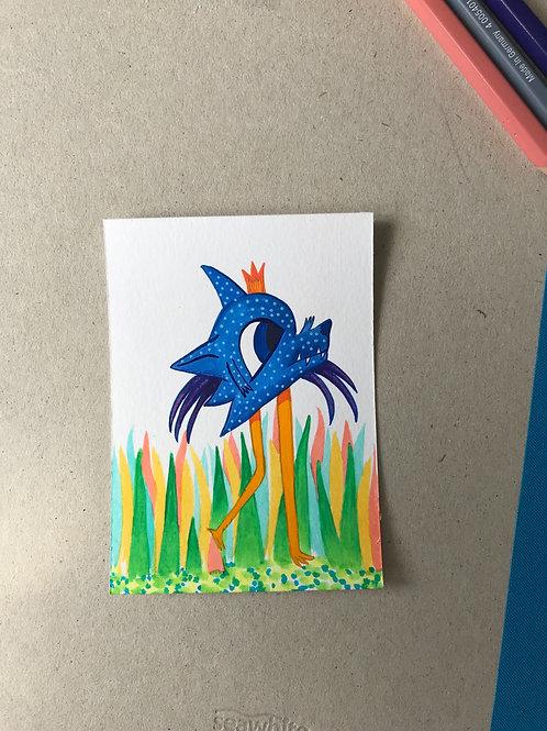Requin chat couronné