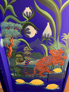 mur panthere