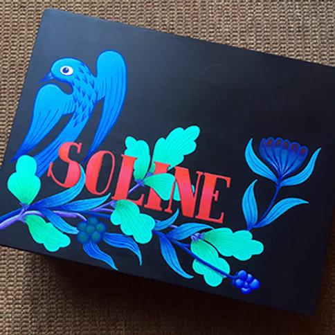 Boîte (avec couleur de fond)