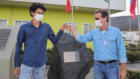Largo Resources vai apoiar estudante de Salvador em Universidade na Alemanha