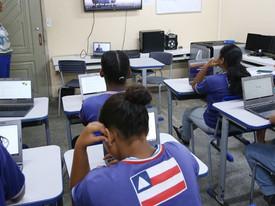 Rede estadual retoma às aulas 100% presenciais nesta segunda-feira