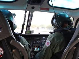 19°BPM realiza reconhecimento aéreo da cidade de Jequié