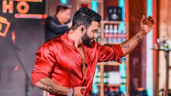 Cantor Gusttavo Lima alcança a marca de artista brasileiro mais ouvido do Youtube