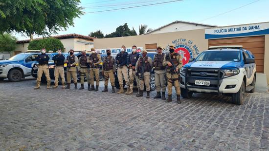 Iramaia: Polícia Militar recupera veículos adulterados e com restrição de furto/roubo