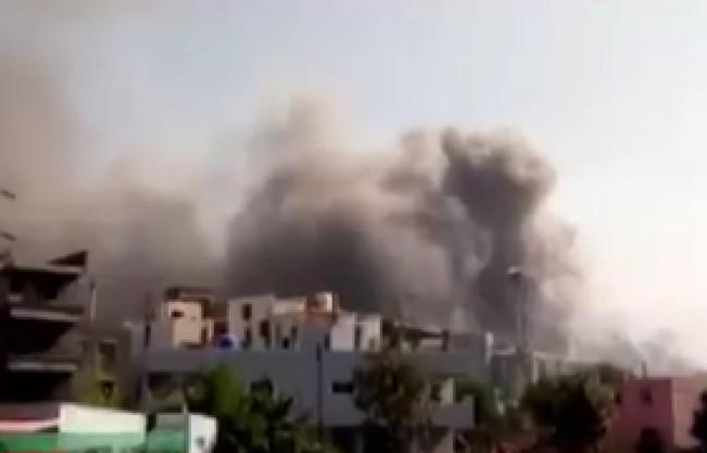 Incêndio atinge fabricante da vacina de Oxford na Índia