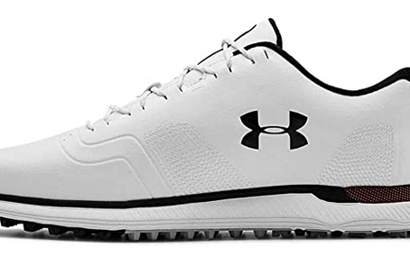 Under Armour Men's HOVR Fade Spikeless Golf Shoe Review