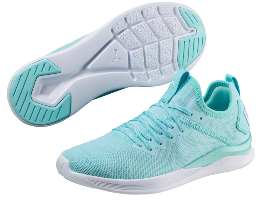 PUMA Women's IGNITE Flash evoKNIT Running Shoes