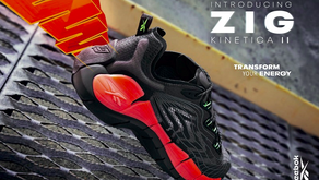 TRANSFORM YOUR ENERGY - Amplify Your Vibe And Step Into The Unexpected In The New Zig Kinetica II.