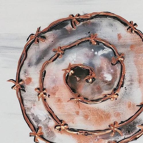 Barbwire - Copper