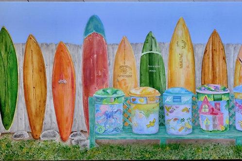 Surfin Sentries