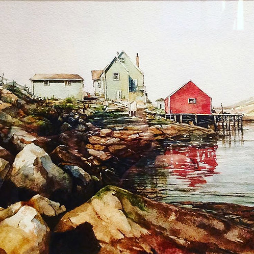 Peggys Cove - SOLD