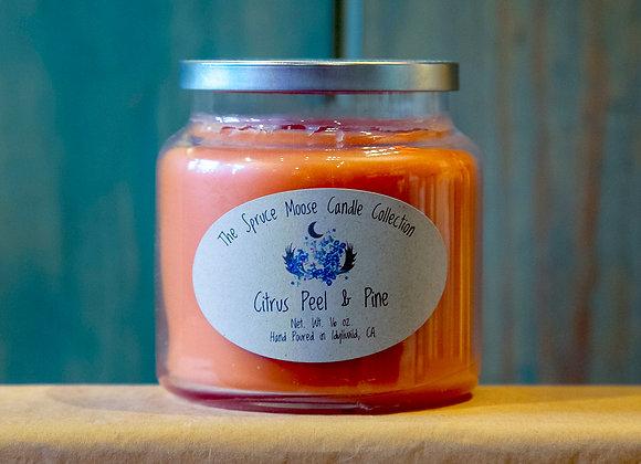 Citrus Peel & Pine