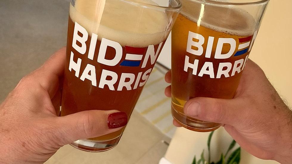 Customized Beer/Wine Glass