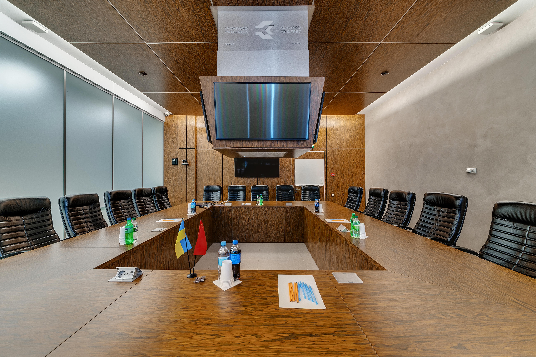 Sala de negociaciones