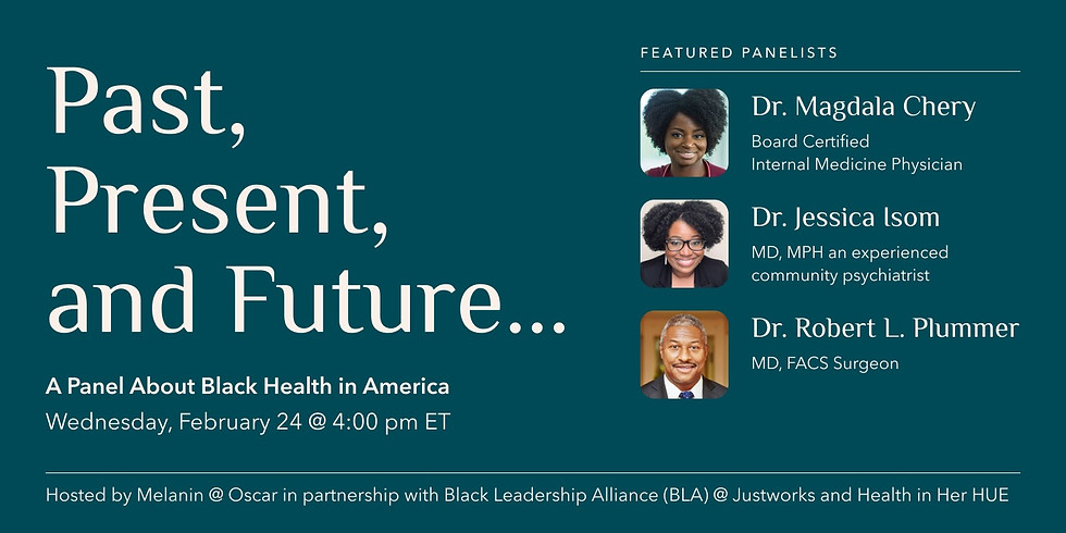 Black Health in America