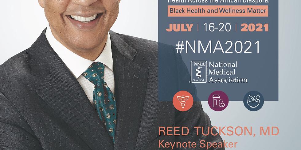 NMA 2021 Annual Meeting