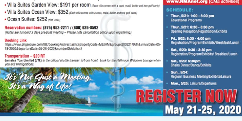 NMA Region I Annual Medical Conference