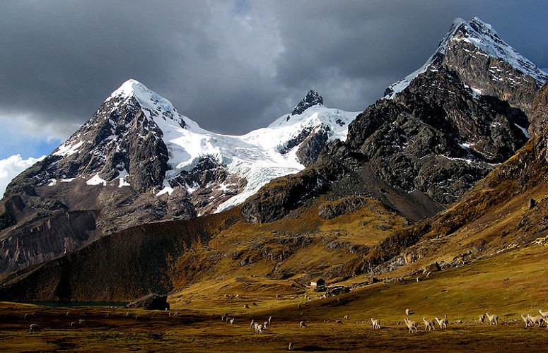 Legends of the Andes