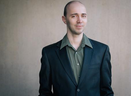 Alex plays Bach's 6th suite