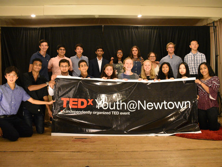 TEDXYouth@Newtown : September 22, 2018Yardley, PA