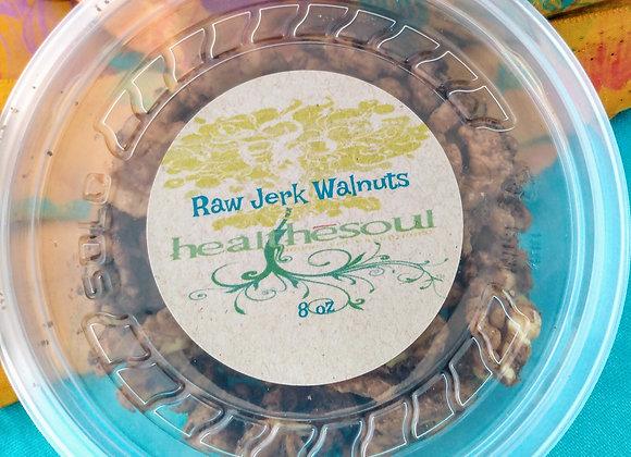 Raw Jerk Walnuts