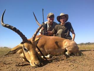 Day 3 with Mike in Tobo Tobo (2nd Safari)