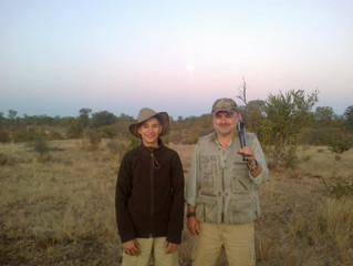 Day 5 with Mike at Tobo Tobo (2nd Safari)