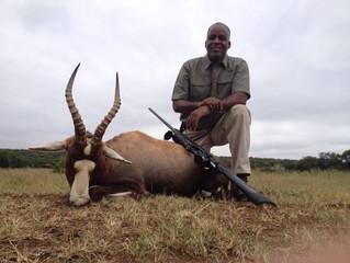 Mike's Second Safari for 2016 – Skuinsdrift Rustenburg Area (South Africa)