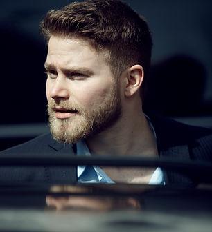 Elijah Knight Side Portrait Beard Street