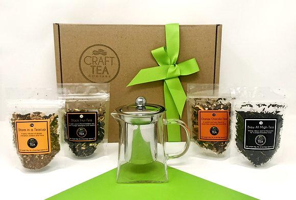Teapot Gift Box