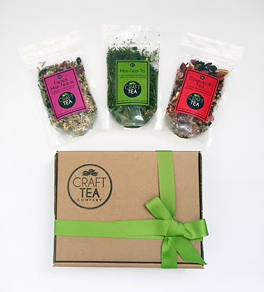 Tea Cocktails Gift Box