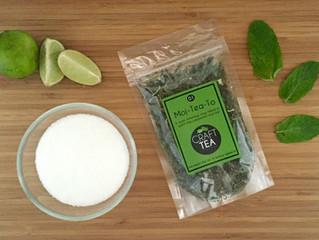 Moj-Tea-To and Cosmopoli-Tea Iced Tea Recipes