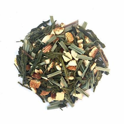 Green Tea, Lemongrass and Orange