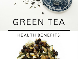 The Health Benefits of Green Tea – Facts and Fiction