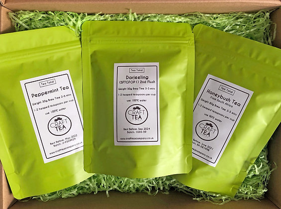 Tea Total Gift Box - Fill Your Own