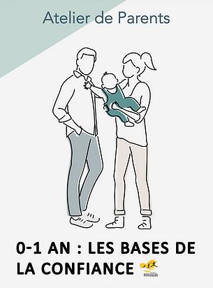 Lorraine Favre coach parental Atelier de parents enfants professionnels Les bases de la Confiance 0 - 1 an Méthode Filliozat Isabelle Famille heureuse