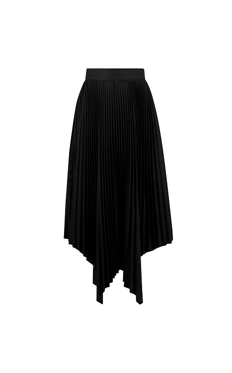 NERO PLEATED SKIRT