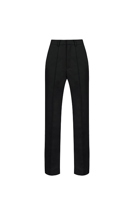 SLIT CREASE TROUSERS