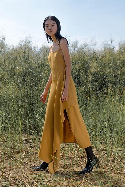 CAPSULE ASYMMETRICAL DRESS