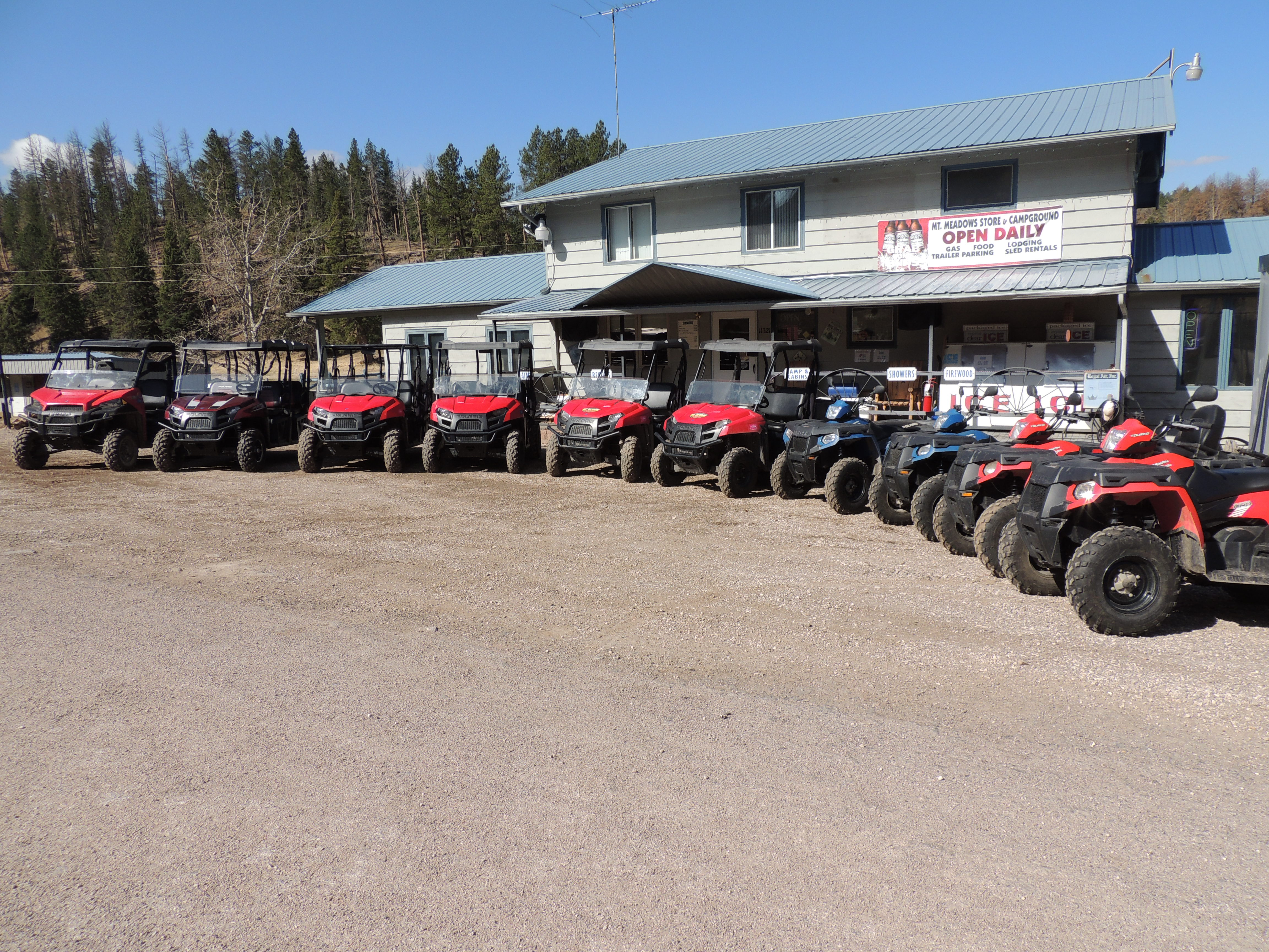 ATV Rentals For Use