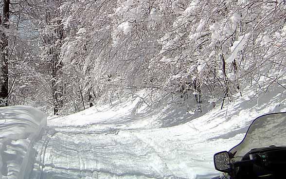 SnowTrail