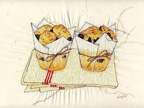 9.5x12 Muffin