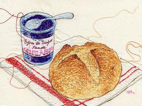 6.5x8.5 Bread
