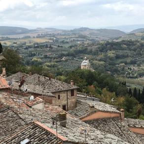 Montepulciano ITALY