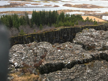 Þingvellir National Park - Tectonic Plates