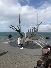 The Sun Voyager - Iceland